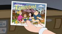 The Familyland Photo Greeting Card