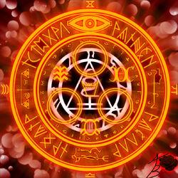 The Halo of the Sun & the Mark of Samael