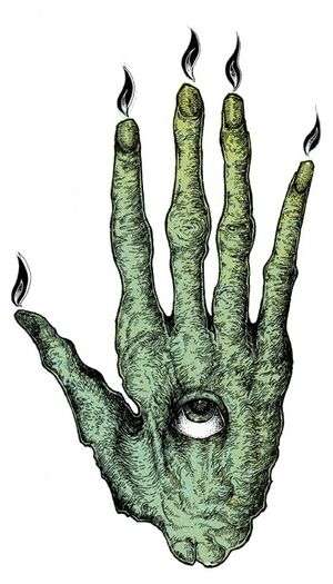 The Hand of Glory