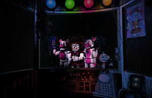 The Circus Baby's Entertainment & Rental Store