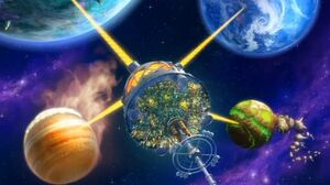 The Incredible Interstellar Amusement Park
