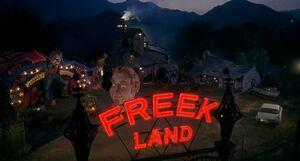 The Freek Land