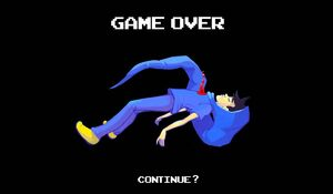 The Game Over