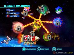 Doctor Eggman's Amazing Interstellar Amusement Park