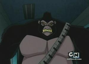 Mallah Teen Titans
