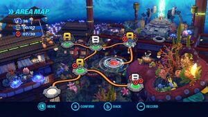 The Aquarium Park Zone