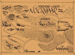 Map of Nockmaar