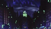 The World That Never Was' Dark City