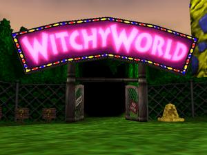 Witchyworld - Entrance