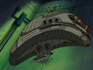 Destroyer Airship