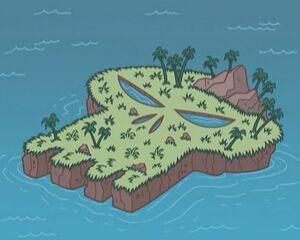 The Unwish Island