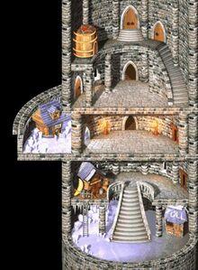 K. Rool's Castle