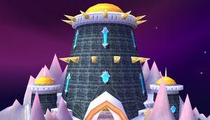 The Sorceress' Castle