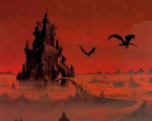 The Horned King's Castle