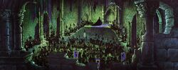 Maleficent's Court
