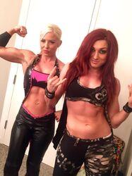 Dana & Becky