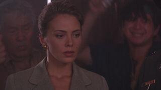 Michelle Rodham Huddleston (played by Brenda Bakke) Hot Shots 2 10