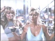 Best buddies - Teri and Carla (Ashley Ferrare with Heather Thomas) (Large)