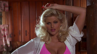 Tanya Peters in Naked Gun 3 (played by Anna Nicole Smith) 117