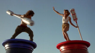 Michelle Rodham Huddleston (played by Brenda Bakke) Hot Shots 2 126