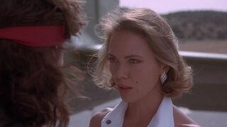 Michelle Rodham Huddleston (played by Brenda Bakke) Hot Shots 2 83
