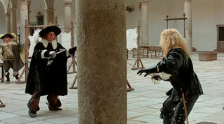 Justine de Winter (played by Kim Cattrall) The Return of the Musketeers 900