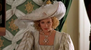 Justine de Winter (played by Kim Cattrall) The Return of the Musketeers 474