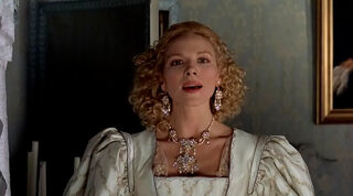 Justine de Winter (played by Kim Cattrall) The Return of the Musketeers 741