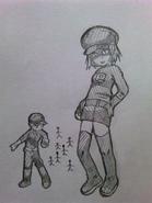 20 - Rocket Girl
