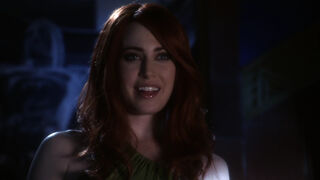 Maxima (played by Charlotte Sullivan) Smallville Instinct 79
