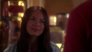 Desiree Atkins (played by Krista Allen) Smallville 101