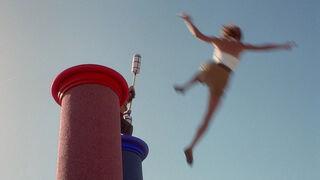 Michelle Rodham Huddleston (played by Brenda Bakke) Hot Shots 2 128