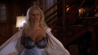 Tanya Peters in Naked Gun 3 (played by Anna Nicole Smith) 174