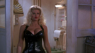 Tanya Peters in Naked Gun 3 (played by Anna Nicole Smith) 396