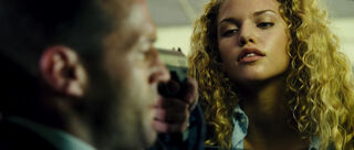 Car Jacking Girl (played by Annalynne McCord) The Transporter 2 19