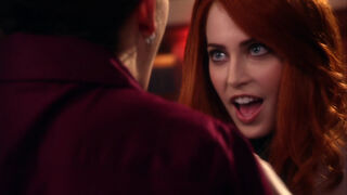 Maxima (played by Charlotte Sullivan) Smallville Instinct 32