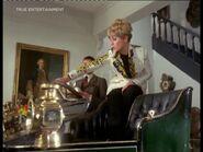 Circe Bishop fools around (Hilary Pritchard)
