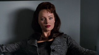 Jessica Priest in Spawn (played by Melinda Clarke) 07