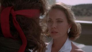 Michelle Rodham Huddleston (played by Brenda Bakke) Hot Shots 2 87