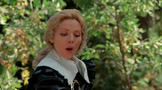 Justine de Winter (played by Kim Cattrall) The Return of the Musketeers 170