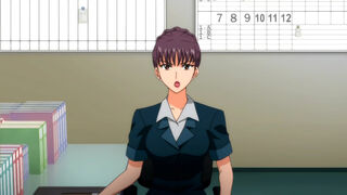 Risako Nagisa - Aika R-16 Virgin Mission - Ova 01 55