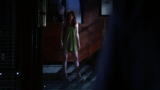 Maxima (played by Charlotte Sullivan) Smallville Instinct 77