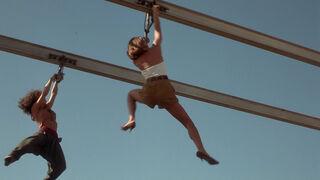Michelle Rodham Huddleston (played by Brenda Bakke) Hot Shots 2 113