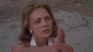 Michelle Rodham Huddleston (played by Brenda Bakke) Hot Shots 2 89