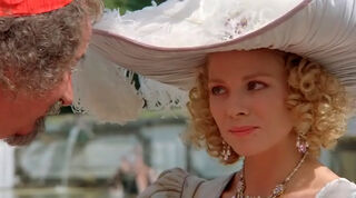 Justine de Winter (played by Kim Cattrall) The Return of the Musketeers 617