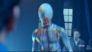Eligose Half body front view