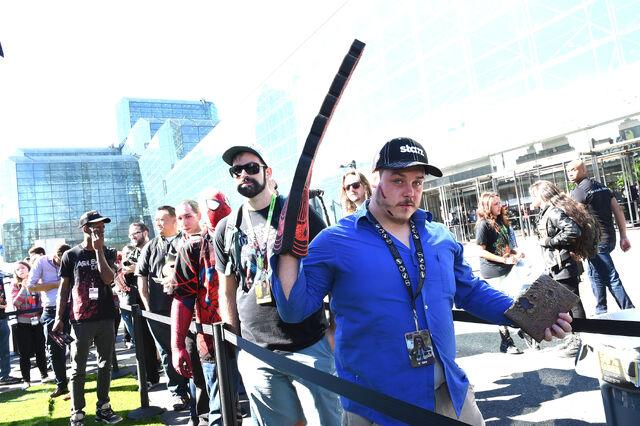 File:New York Comic Con 2015 - Ash vs Evil Dead event 009.jpg