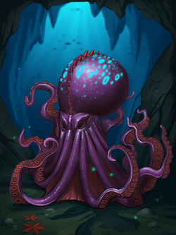 Ds creature octopus preview