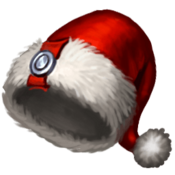 Ds item christmas hat