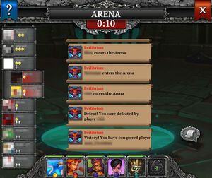 Arena screen2